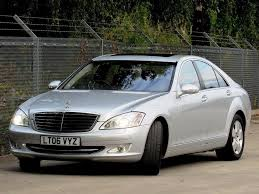 Used 2006 Mercedes-Benz S Class 5.5 S500 7G-Tronic 4dr for sale in ...