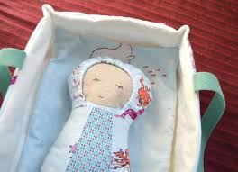 Baby Doll Carrier Pattern Simple Design Inspiration
