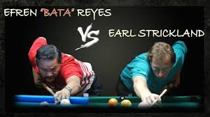 The Greatest Pool Games of Legend Efren Reyes – The Pool Scene