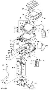 john deere parts diagrams john deere lx188 lawn tractor 48 in john deere parts diagrams john deere radiator water pump