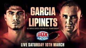 Image result for Sergey Lipinets vs. Mikey Garcia