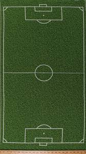 soccer field grass. Panel Soccer Field Grass Turf Playing Diagram Layout Penalty Area Lines Football Pitch Sports Life 3 Green Cotton Fabric (SRK-14616-47grass)