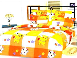 pokemon bed in a bag twin sheet set bed in a bag queen bedding bed set