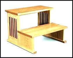pet stairs for bed dog step stool steps high beds stunning stools best wooden wood plans bed doggy steps for