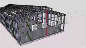 Poultry Farm Design Broiler House And Poultry Shed Design