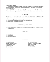 Resume References Section References Resume Format For Study Page Example Layout Teacher 16