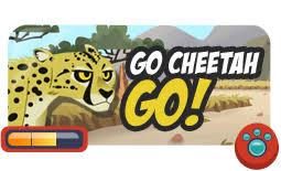go cheetah go game