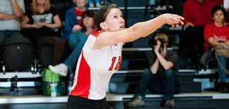 Audra Brady Reaches Milestone As Volleyball Defeats Dartmouth 3-1 - Marist  College Athletics