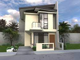 beautiful house plans for narrow lots