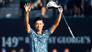 Collin Morikawa makes history with Open ...