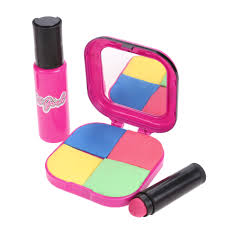 makeup kits for little girls. arshiner dressing toys children kids girls pretend play makeup kit gift education learning toy-in furniture from \u0026 hobbies on kits for little