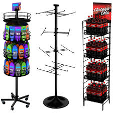 Spinner Display Stands Magnificent Wire Spinner Racks Floor Countertop Spin Racks Marvolus