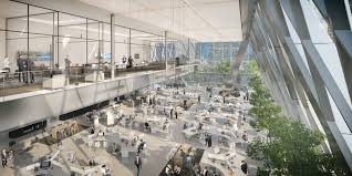 norman foster office. Norman Foster Office. Fosters Park Avenue Office Tower Is On The Rise Curbed Ny G