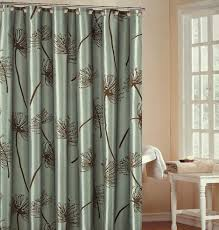 elegant shower curtains forminimalist bathroom new interiors luxury shower curtains extra long design