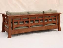 craftsman furniture. back of mackintosh low sofa craftsman sofas dc metro furniture