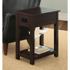 sauder smartcenter side table home depot end tables decorators collection cherry chess table h within decorations