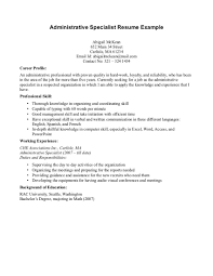Resume With No Degree Resume For Your Job Application