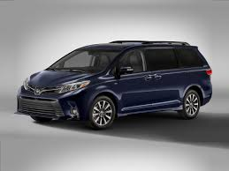 2018 Toyota Sienna XLE 8 Passenger - Toyota dealer serving Tucson ...
