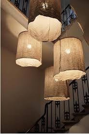 Creative 15 Chic And Creative Recycled Lamp Shade Diy Ideas On Allt
