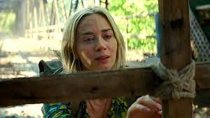A Quiet Place Part II with Emily Blunt ...
