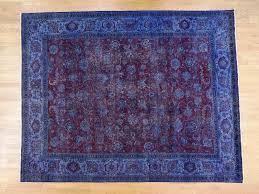 image of overdyed rugs ikea