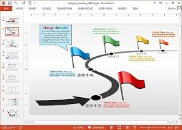Timeline Powerpoint Slide Animated Timeline Maker Templates For Powerpoint