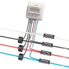kilowatt hour meter wiring diagram preisvergleich me Energy Meter 3 phase 4 wire metering package and kilowatt hour meter wiring diagram