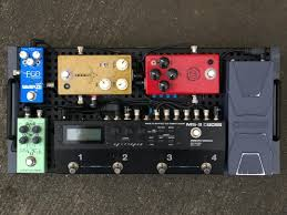 Designing A Pedal Board About Once A Year I Design A New Pedal Board For A While