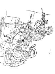 Military Coloring Pages Free Printable Military Coloring Pages
