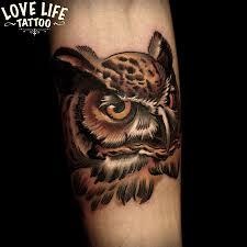 алексей Fun новые работы тату салон в москве Love Life Tattoo