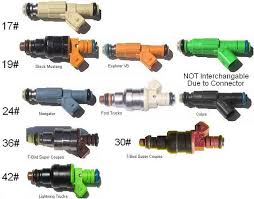 Mustang Injector Chart Fuel Injector Size Mustang Forums At Stangnet
