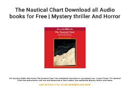 The Nautical Chart Download All Audio Books For Free