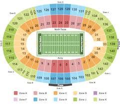 Cotton Bowl Stadium Seating Chart Rows Cotton Bowl Seating