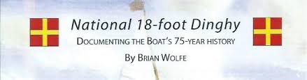 National 18 Foot Dinghy by Brian Wolfe - National 18