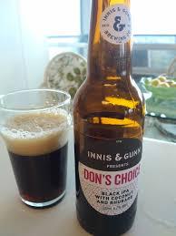 Innis & Gunn Presents Don's Choice – Beer Et Seq
