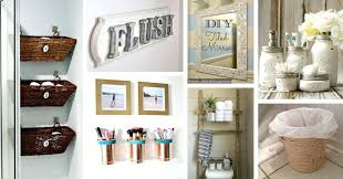 Creative diy bathroom ideas budget Bathroom Sink Large Size Of Diy Bathroom Ideas Photo Gallery Pinterest Decorating On Budget Best And Designs Enfoke Diy Bathroom Storage Ideas Pinterest For Small Bathrooms Remodel