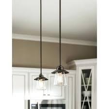 glamorous allen roth lighting pendant lighting 8 in w bronze mini pendant light with metal