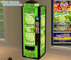 Sims 4 Vending Machine