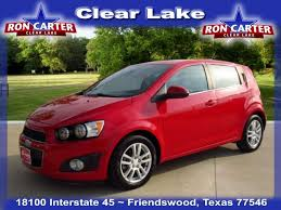 Chevrolet Sonic for Sale in Houston, TX 77002 - Autotrader