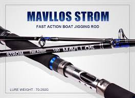 crony mans toys series c762mh tooth tamer muskie pike 2pieces casting rods 76 2 28m pe 6 8 line class fishing rod