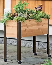 outdoor herb garden. Standing Garden Outdoor Herb T
