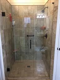 frameless glass shower shower doors frameless sliding glass shower door cost