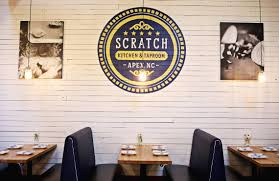 Review Scratch Kitchen And Taproom Restaurant In Apex Raleigh
