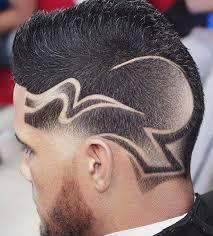 Coupe De Cheveux Homme Dessin Tribal Fashionsneakersclub