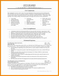 Core Competencies For Resume Valid Core Petencies Resume Examples