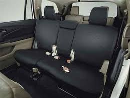 genuine oem 2016 2019 honda pilot 2nd row seat covers