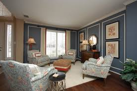 Traditional living room furniture Elegant Traditional Soft Blue Living Room Digitalequityinfo How To Design Living Room Without Sofa