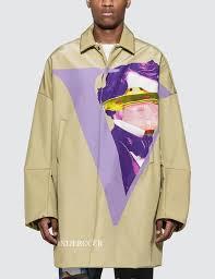 Undercover X Valentino Coat