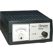 Зарядное <b>устройство Орион</b> ЗАРЯД265 ЗУ-<b>PW 265</b> импульсное ...