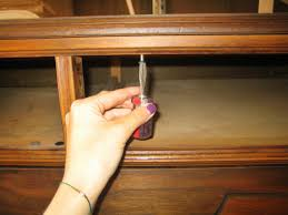 How To Remove Kitchen Cabinet How To Turn A Cabinet Into A Bathroom Vanity Hgtv